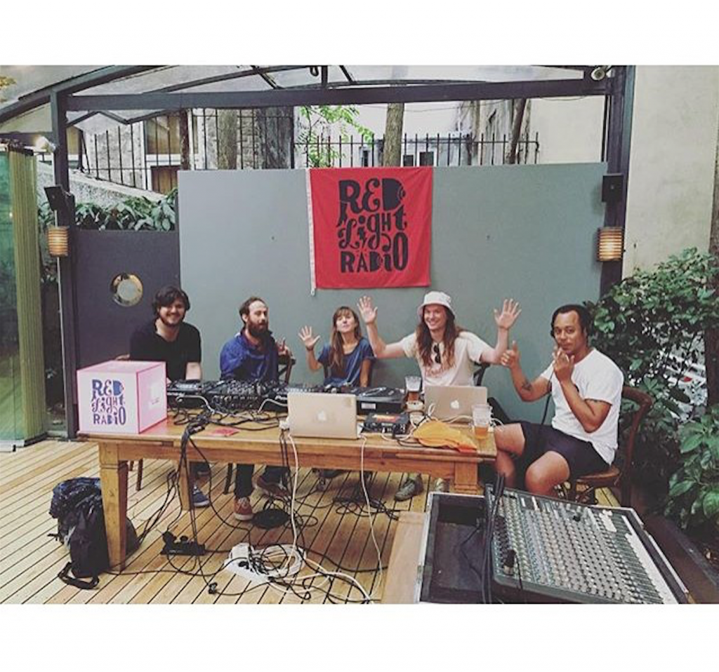 Istanbul's Bant Magazine Hosts Amsterdam's Red Light Radio for some Turkish Jams
