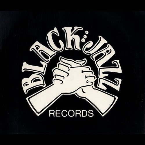 Black Jazz Records logo